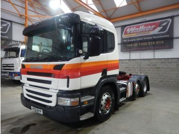 SCANIA P420 EURO 5 6 X 2 TRACTOR UNIT - 2011 - AY61 BYP - Sattelzugmaschine