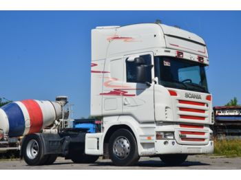 SCANIA R 420 top condition - Sattelzugmaschine