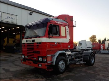 Sattelzugmaschine Scania 113-380 Topline (PERFECT CONDITION)