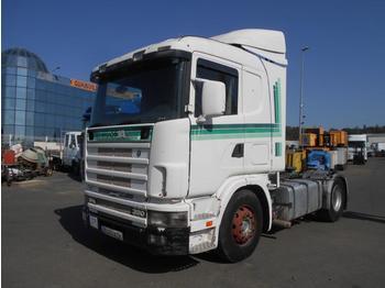 Sattelzugmaschine Scania 114L 380