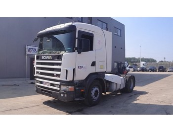 Sattelzugmaschine Scania 114 - 380 (MANUAL GEARBOX / BOITE MANUELLE)