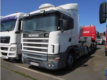 Sattelzugmaschine Scania 144L 460