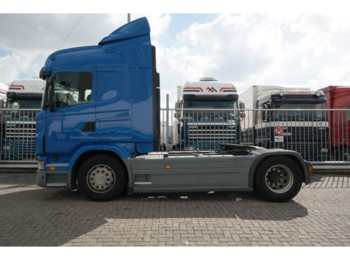 Sattelzugmaschine Scania G400 CG19 HIGHLINE EURO5 OPTIECRUISE: das Bild 1