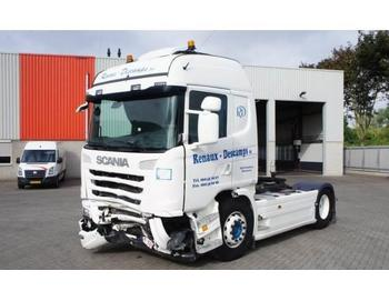 Sattelzugmaschine Scania G410 Highline Automatic Retarder Euro-6 2014