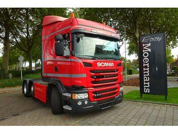 Sattelzugmaschine Scania G410 Highline-Streamline 6x2/4 Twinsteer