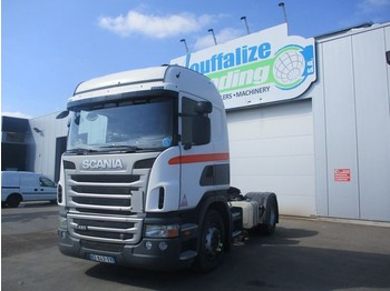 Sattelzugmaschine Scania G420 Intarder - PTO - Manual gearbox