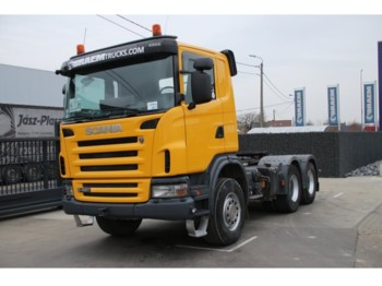 Scania G420 - SPRING - BIG AXLES - Sattelzugmaschine