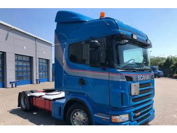 Scania G440 Highline Automatic Retarder Lowdeck Hydraulic  - Sattelzugmaschine