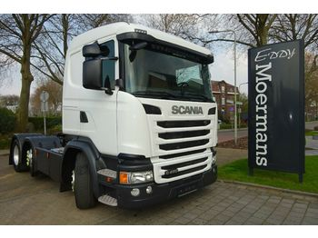 Sattelzugmaschine Scania G450  Cg 19 6x2/4 Twinsteer SCR Only
