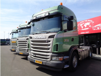 Scania G480 HIGHLINE RETARDER - Sattelzugmaschine