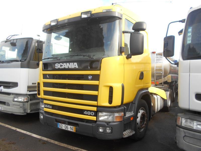 Sattelzugmaschine Scania G 144G460