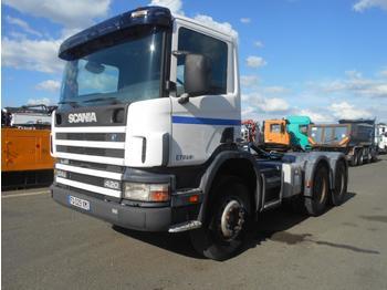Sattelzugmaschine Scania P124 420