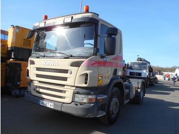 Sattelzugmaschine Scania P 380