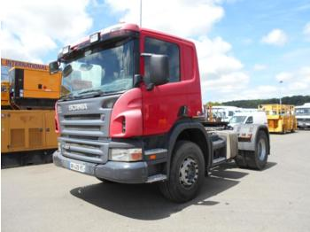 Sattelzugmaschine Scania P 420