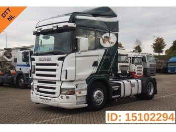 Sattelzugmaschine Scania R380 Highline