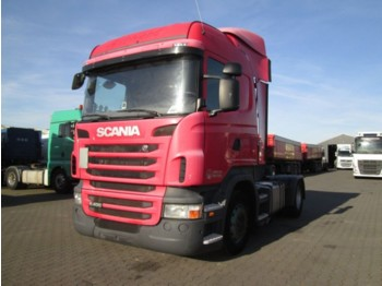 Scania R400 Highline Retarder Manual Gearbox Euro 5 - Sattelzugmaschine