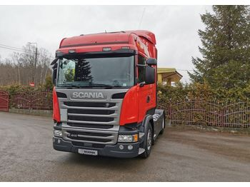 Scania R410 HIGHLINE - Sattelzugmaschine