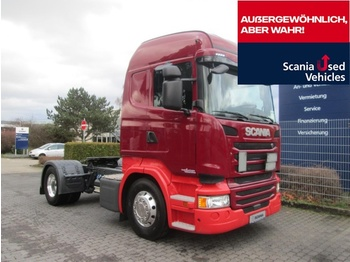 Sattelzugmaschine Scania R410 MNA - HIGHLINE - SCR ONLY