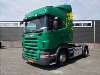 Sattelzugmaschine Scania R420 4x2 Highline Euro4 - Retarder - 2 tanks - TOP! 02/2019APK