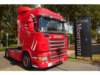 Scania R420 Cr 19  - Sattelzugmaschine