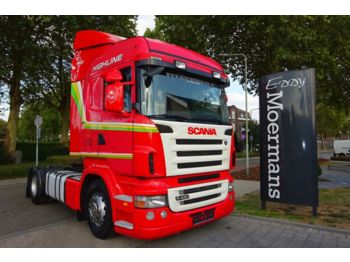 Scania R420 Highline  - Sattelzugmaschine