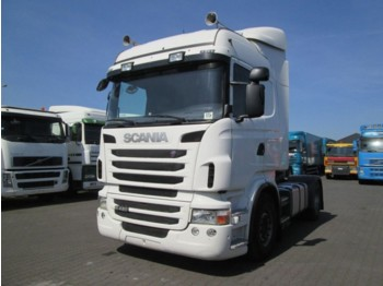 Scania R420 Higline Manual gearbox Retarder Kiphydrauliek Euro 5 2 X in Stock - Sattelzugmaschine