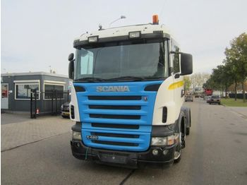 Sattelzugmaschine Scania R420 (MANUAL GEARBOX - RETARDER)