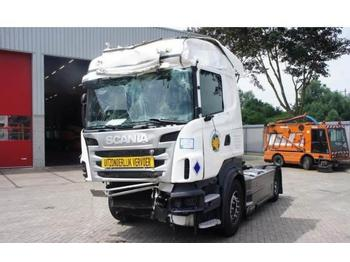 Scania R420 highline Automatic Retarder Ad-Blue Euro-5 20  - Sattelzugmaschine