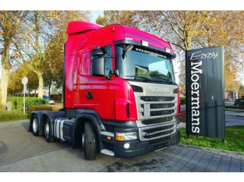 Sattelzugmaschine Scania R440 Highline 6x2/4 Twinsteer