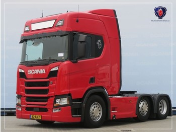 Scania R450 A6X2/4NA | NAVIGATION | PTO | NEW GENERATION - Sattelzugmaschine