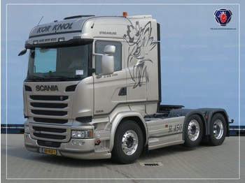 Scania R450 LA6X2/4MNA | Navigation | Diff. lock | SCR-only - Sattelzugmaschine