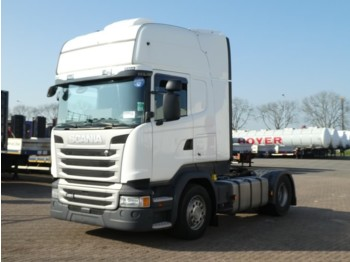 Sattelzugmaschine Scania R450 src only