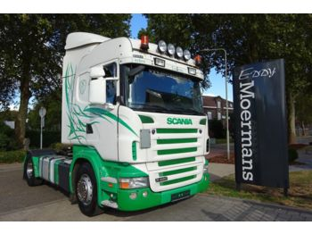 Sattelzugmaschine Scania R480 Highline