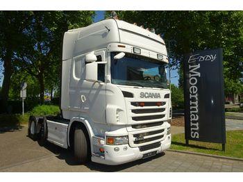 Sattelzugmaschine Scania R480 Topline 6x2/4 Twinsteer