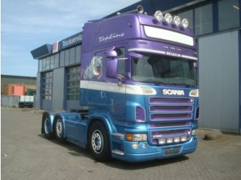 Scania R500LA6X2/4MNA King of the Road - Sattelzugmaschine