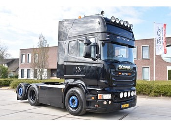 Scania R500 TL V8 6x2*4 - MANUAL - RETARDER - EURO 5 - GOOD CONDITION - - Sattelzugmaschine