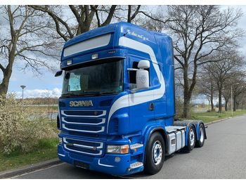 Sattelzugmaschine Scania R500 V8 PUSHER 6X2/4 EURO5
