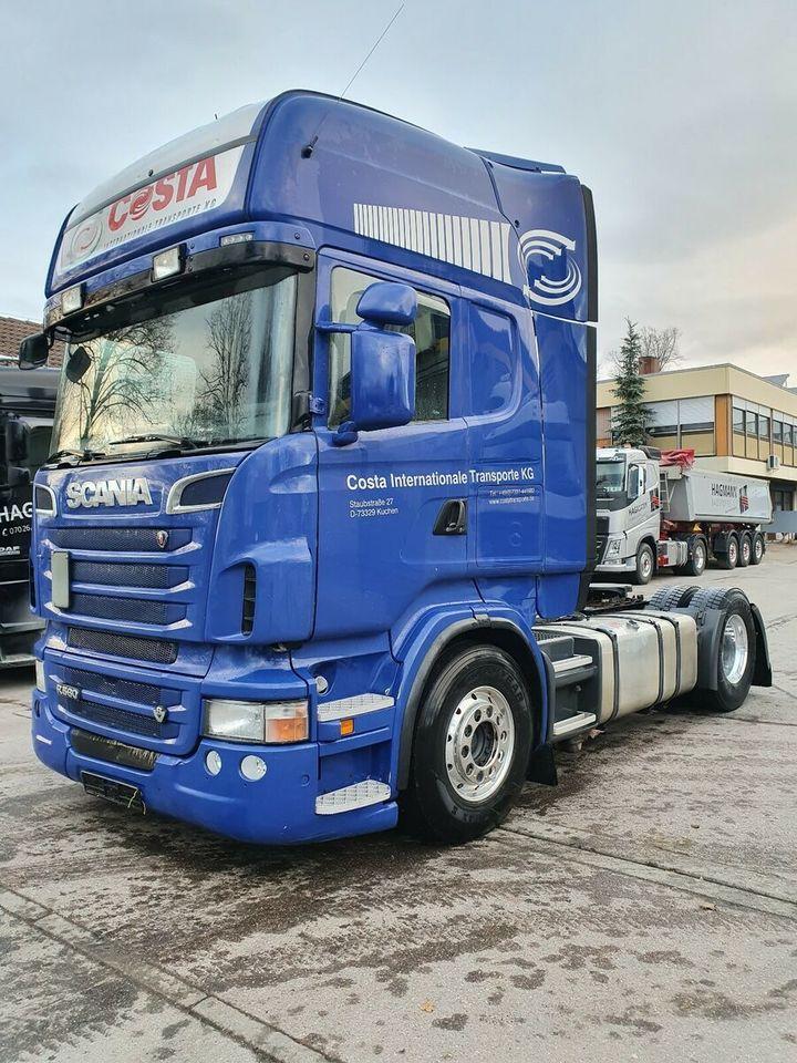 Sattelzugmaschine Scania R560 Topline Retarder Klima Standklima 1.HAND!!