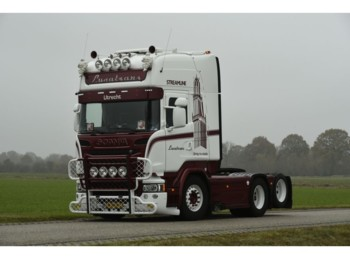 Scania R580 6x2 FULL !!!! - Sattelzugmaschine