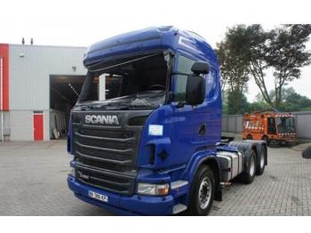 Scania R620 Manual Retarder Euro-5 6x4 Full Steel Suspens  - Sattelzugmaschine