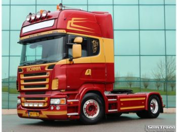 Scania R620 V8 4X2 KING MANUAL RETARDER PTO FULL AIR - Sattelzugmaschine