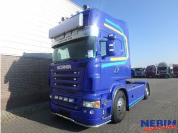 Scania R620 V8 Topline Manual / Retarder - Sattelzugmaschine