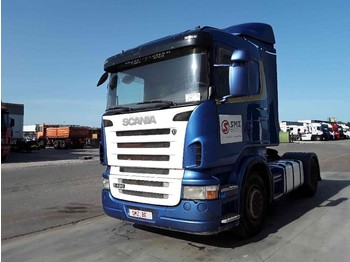 Scania R 420 Cr19-manual/retarder - Sattelzugmaschine