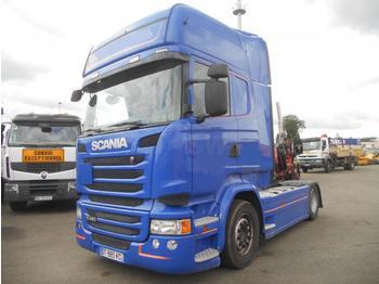 Sattelzugmaschine Scania R 480
