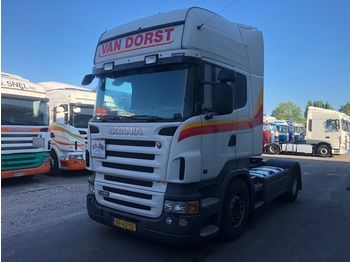Sattelzugmaschine Scania R 480 A 4X2 KING OF DE ROAD EURO 5