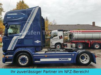 Sattelzugmaschine Scania R 500  TOPLINE LOW MEGA deutsch. Auto TOP- Zust.