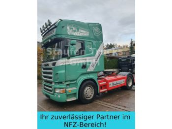 Sattelzugmaschine Scania R 500  TOPLINE  Standard E5  Kipphydr. 1.Hd