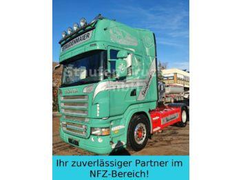 Sattelzugmaschine Scania R 500 V8  TL Kompressor  Standard E5  Kipphydr.