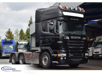 Scania R 620, 6x4, Retarder, Manuel, Euro 5, Topline, King of the road - Sattelzugmaschine