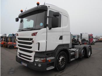 Sattelzugmaschine Scania R R 480